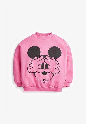 MICKEY MOUSE - Sweatshirt - pink