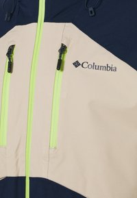 Columbia - PEAK DIVIDE JACKET - Giacca da sci - collegiate navy/ancient fossil - 3