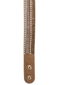 sweet deluxe - WANDA - Armbånd - brown/crystal/topaz/gold - 4