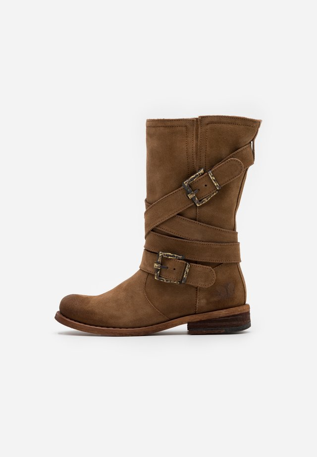 GREDO - Cowboy/Biker boots - marvin stone