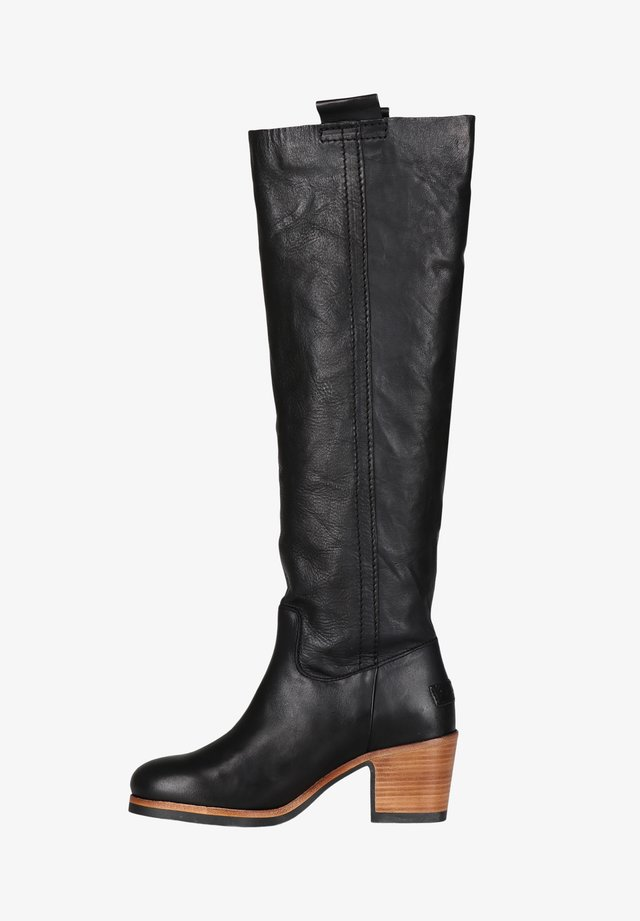 ZUM SCHLUPFEN - Boots - schwarz