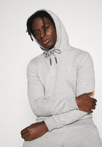 Only & Sons - ONSCERES LIFE  - Sweat à capuche - light grey melange - 3