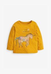 Next - Sweatshirts - ochre - 0