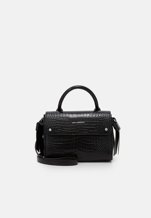 IKON MINI TOP HANDLE - Sac à main - black