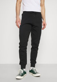 Tommy Hilfiger - MODERN ESSENTIALS PANTS - Trainingsbroek - black - 0