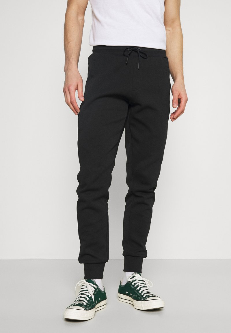 Tommy Hilfiger - MODERN ESSENTIALS PANTS - Trainingsbroek - black