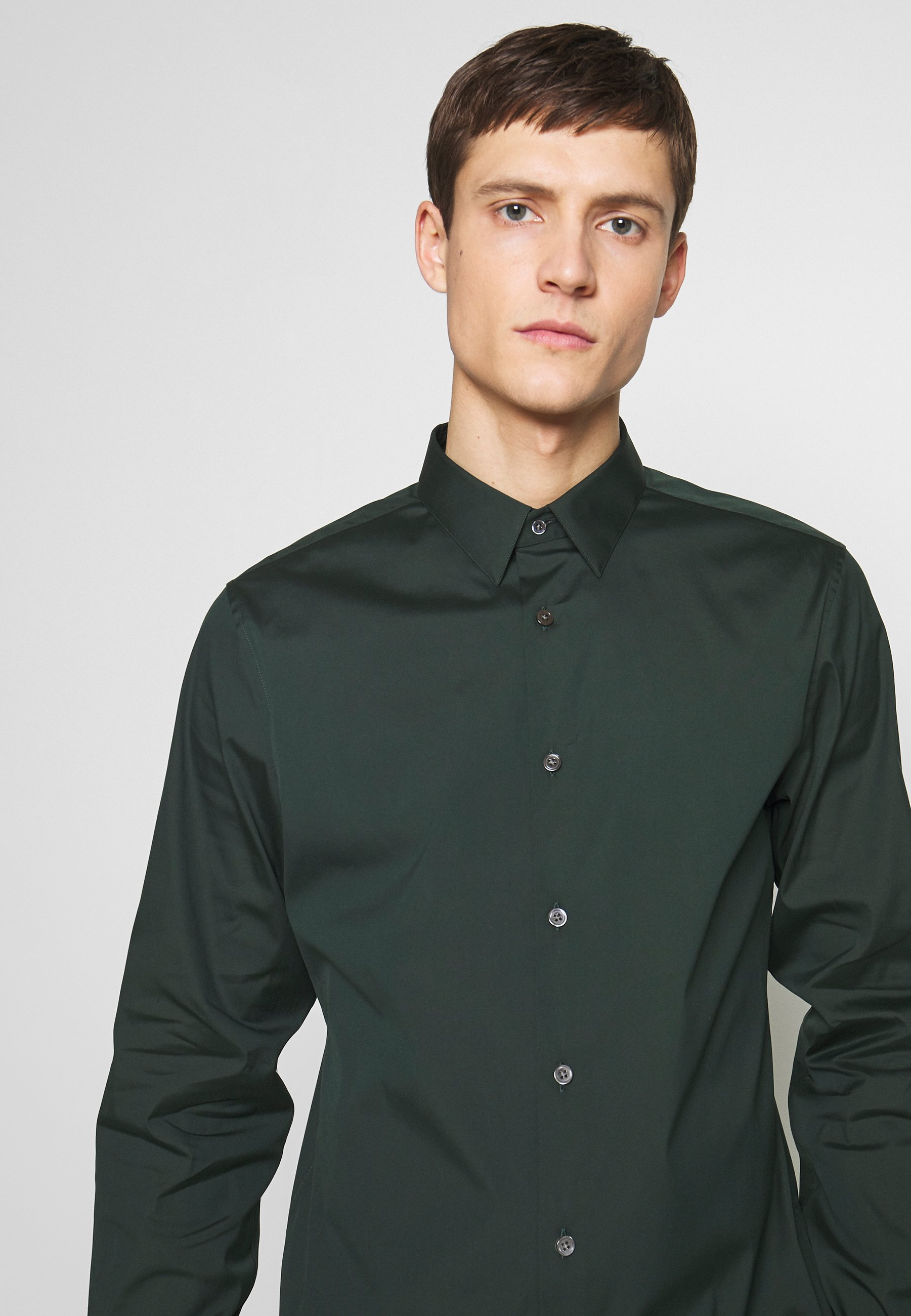 Theory SYLVAIN - Chemise classique - vetiver