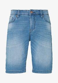 Cars Jeans - TUCKY SHORT - Džínové kraťasy - denim - 3