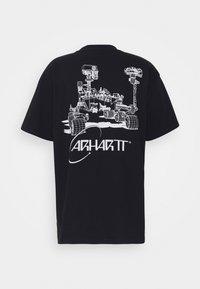 Carhartt WIP - ORBIT - Printtipaita - dark navy/white - 1