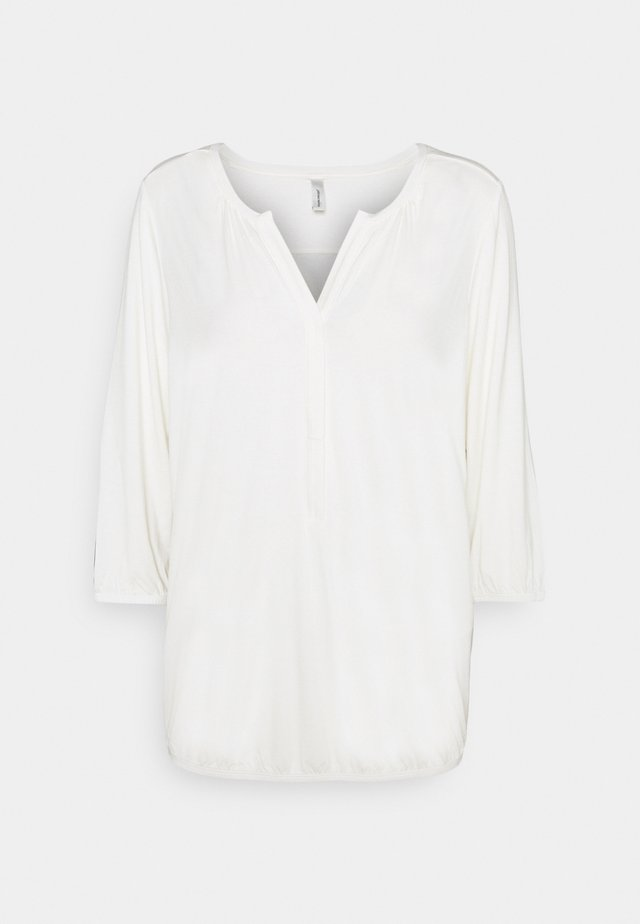 MARICA - Maglietta a manica lunga - off-white