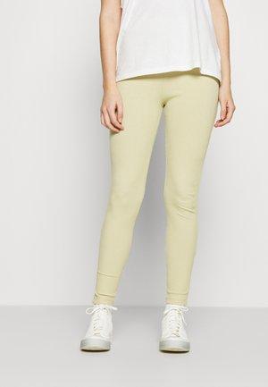 JASMIN AZIZAM - Leggings - beige/khaki