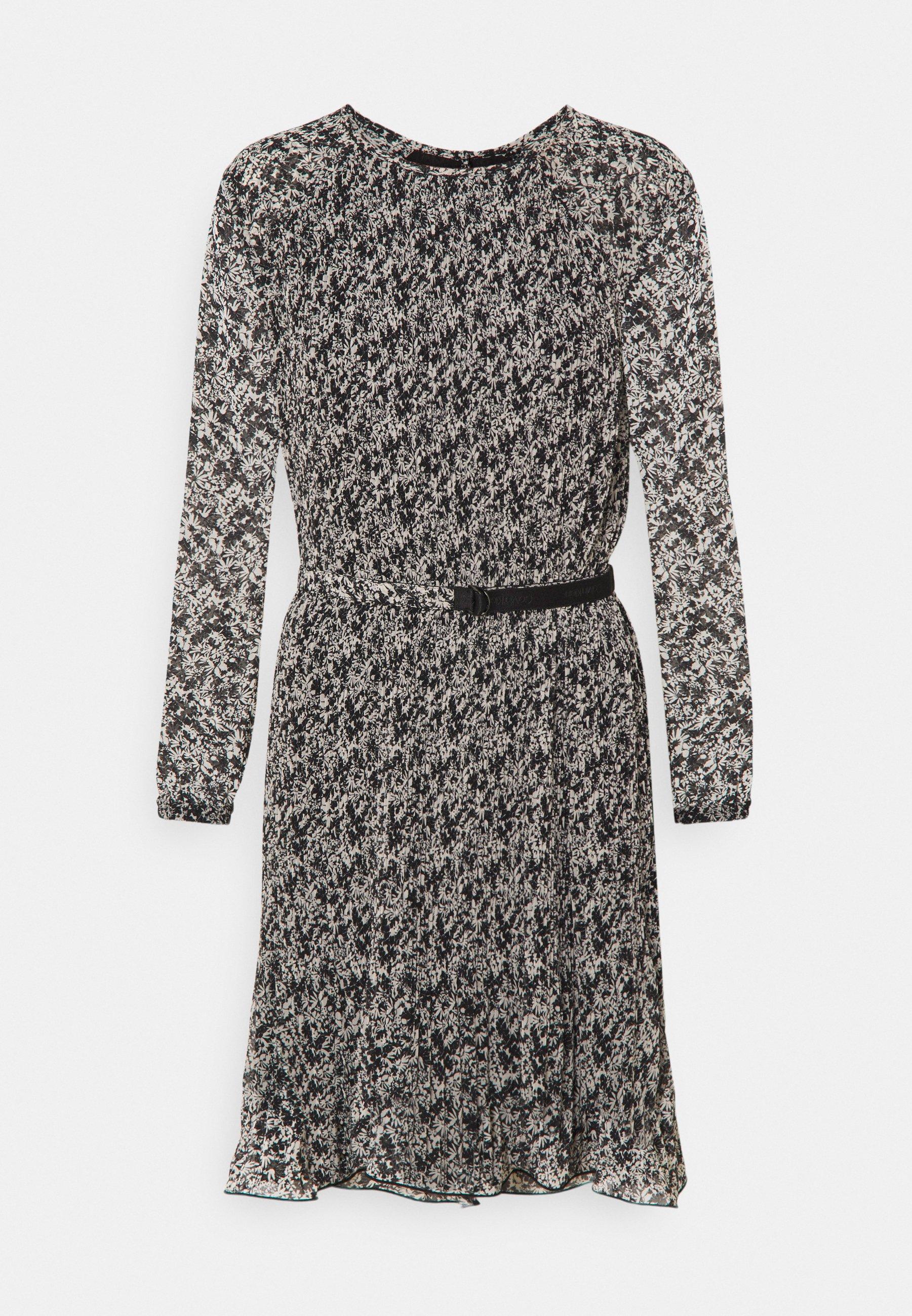 Women PLISSE DRESS - Day dress