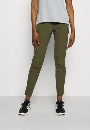 SABRIA PANT WOMENS - Outdoor trousers - tatsu