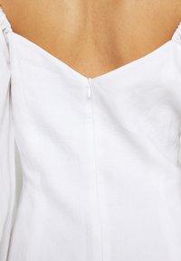 Bec & Bridge - HENRIETTE MINI DRESS - Sukienka letnia - ivory - 5
