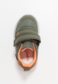 Superfit - RUSH - Tenisky - grün/orange - 1