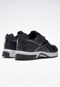 Reebok - QUICK CHASE - Zapatillas de running neutras - black - 3