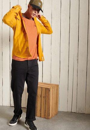 ORANGE LABEL - Långärmad tröja - rust orange marl