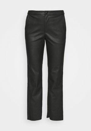 GAMAL PANTS - Kalhoty - black