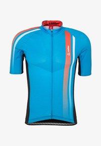 LÖFFLER - BIKE HOTBOND® - Print T-shirt - brillant blue - 4