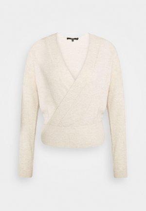 TEBBIE - Pullover - pearl melange