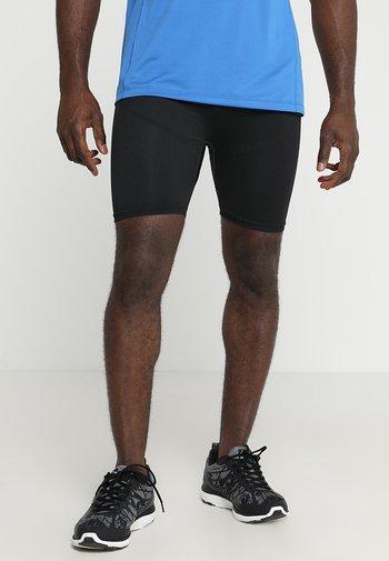 SUW BOTTOM PERFORMANCE LIGHT - Leggings - black
