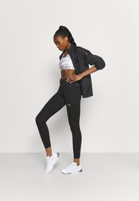Puma - RUN FAVORITE RISE FULL - Tights - puma black - 1