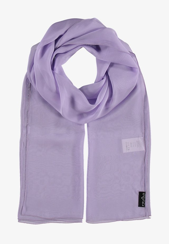 Sjaal - lavendel