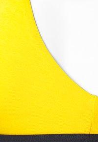 Tommy Hilfiger - BRALETTE UNLINED - Kaarituettomat rintaliivit - amber glow - 2