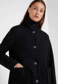 BOSS - OKTOBER - Płaszcz wełniany /Płaszcz klasyczny - black - 4