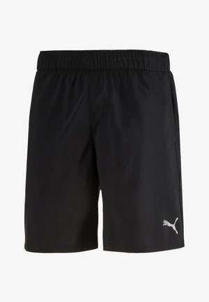 A.C.E WOVEN - Sports shorts - black