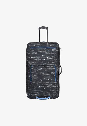 BASICS - Wheeled suitcase - black