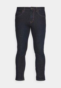 JOSH - Slim fit jeans - rinsed blue denim