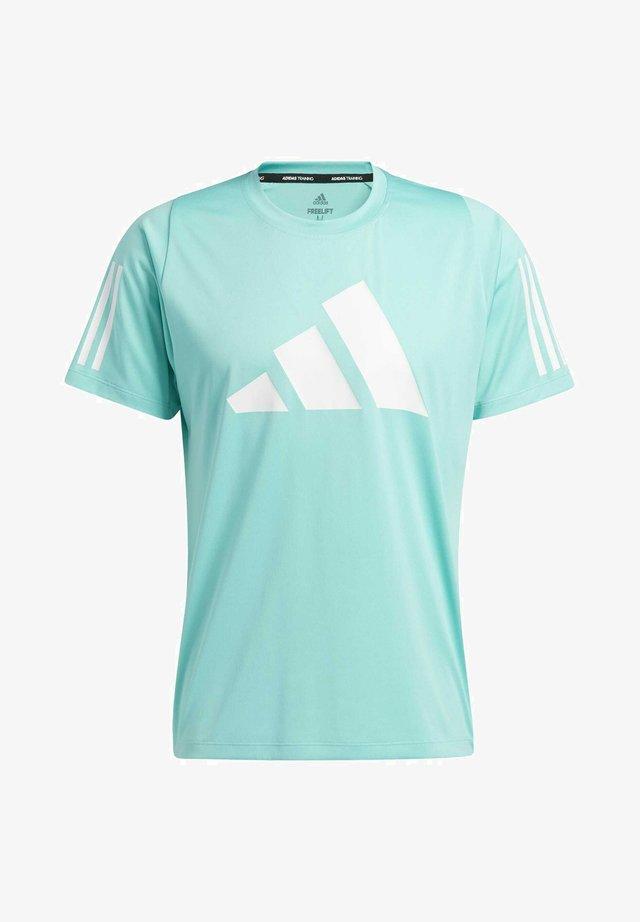Print T-shirt - acimin