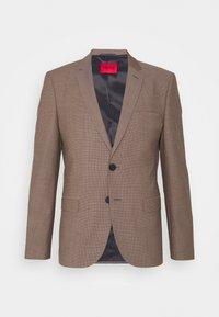 HUGO - ARTI HESTEN SET - Suit - light pastel brown - 1