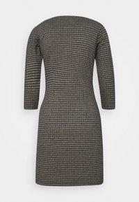 TOM TAILOR - DRESS  - Jumper dress - beige brown - 1