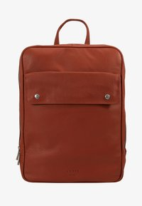 Still Nordic - THOR BACKPACK - Reppu - cognac - 6