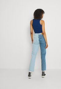 BDG Urban Outfitters - TWO TONE PAX - Relaxed fit jeans - summer blue - 4