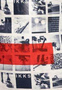 IKKS - TEE - T-shirt imprimé - beige clair chiné - 2