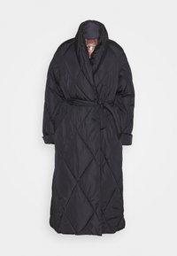 M Missoni - LONG JACKET - Winter coat - black - 0