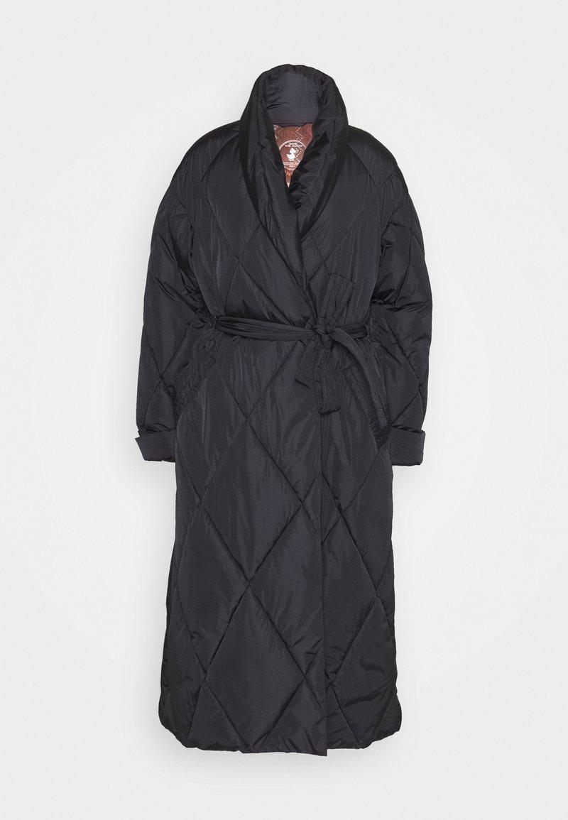 M Missoni - LONG JACKET - Winter coat - black