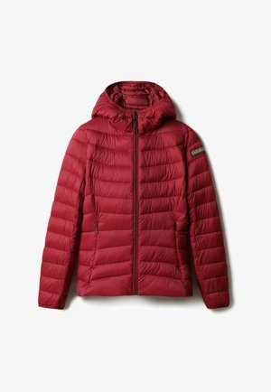 AERONS - Winter jacket - vint amaranth