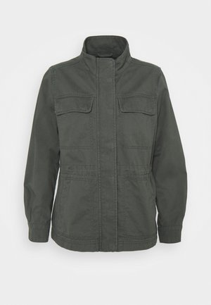 CORE UTILITY JACKET SOLID - Farkkutakki - new vintage green