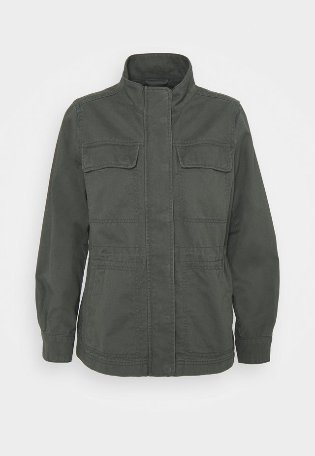 CORE UTILITY JACKET SOLID - Jeansjacka - new vintage green