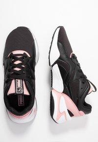 Puma - NOVA - Trainers - black/bridal rose - 3