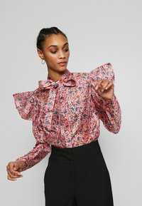 Sister Jane - MISSY FLORAL BOW - Overhemdblouse - pink - 3
