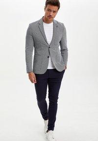 DeFacto - Blazer jacket - indigo - 1