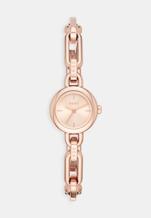 ROUND UPTOWN - Watch - rose gold-coloured