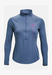 Under Armour - T-shirt sportiva - mineral blue - 3