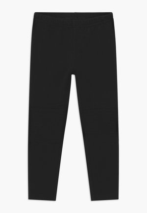 MINI BIKER - Leggings - Trousers - black