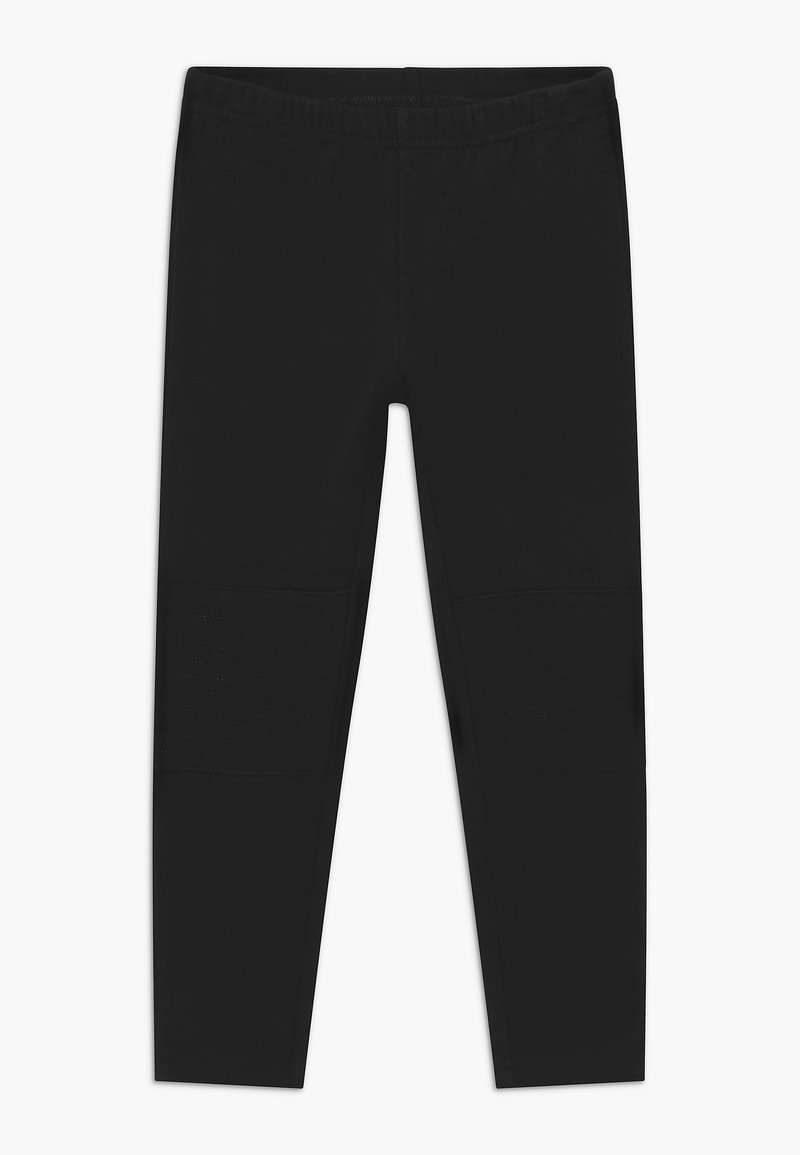 Lindex - MINI BIKER - Leggings - Trousers - black